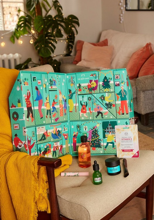 the body shop advent calendars