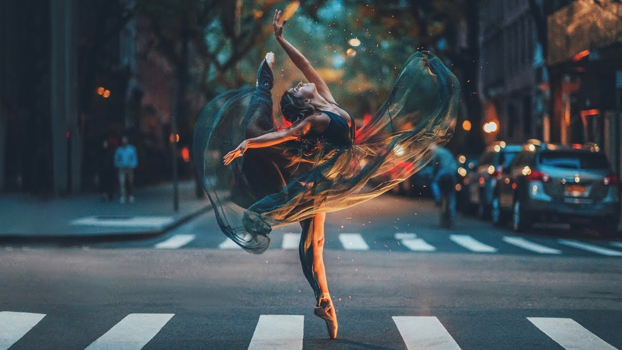 Photoshoot with Ballerina Isabella Fonte by Brandon Woelfel