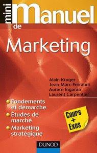 Télécharger Livre Gratuit Mini Manuel de Marketing cours exercices pdf