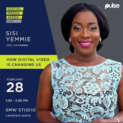sis yemi social media week lagos 2017