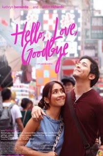 Hello, Love, Goodbye 2019 Filipino 480p HDRip 500MB With Subtitle