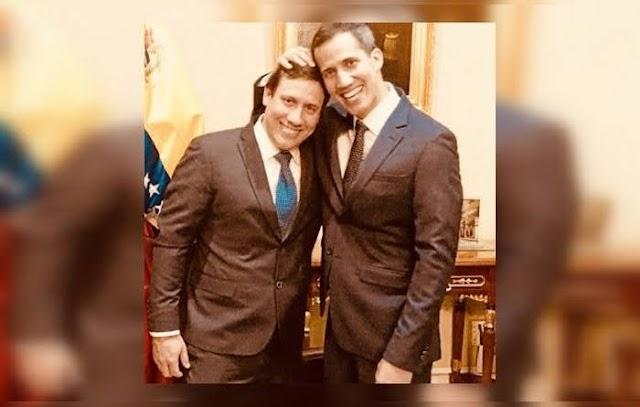 """¿Ha """"guisado"""" Gustavo Guaidó, hermano de Juan Guaidó, con dineros venezolanos?"""