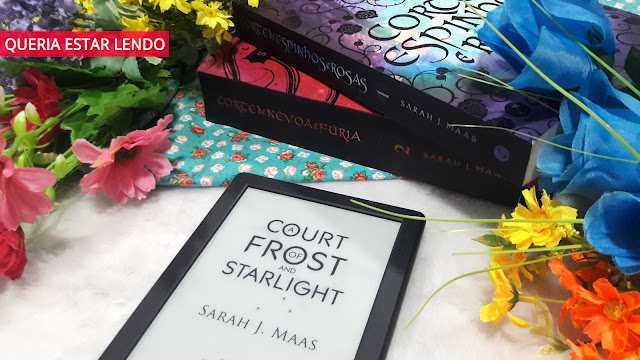 Resenha: A Court of Frost and Starlight