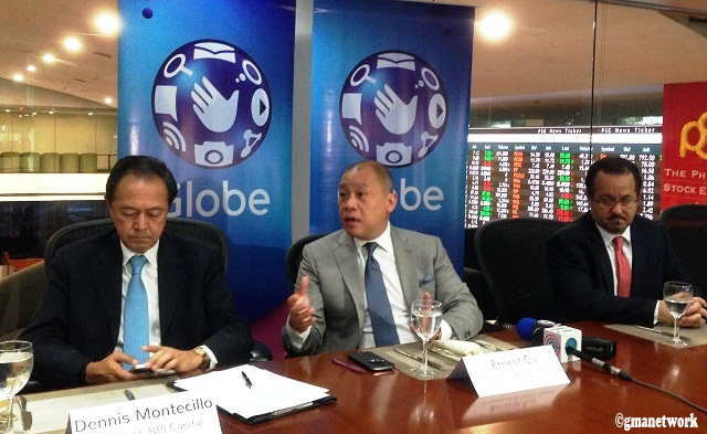 Globe Telecom Open its First Store Abroad Located at Milan, Italy