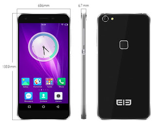 Elephone S1 Unveils in the Philippines for Php3,999: Premium Build and Fingerprint Scanner for Budget-Conscious Consumers