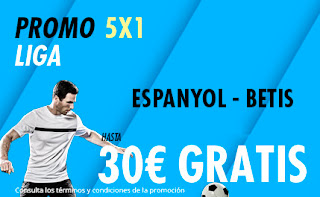 suertia promo liga espanyol vs betis 15-12-2019