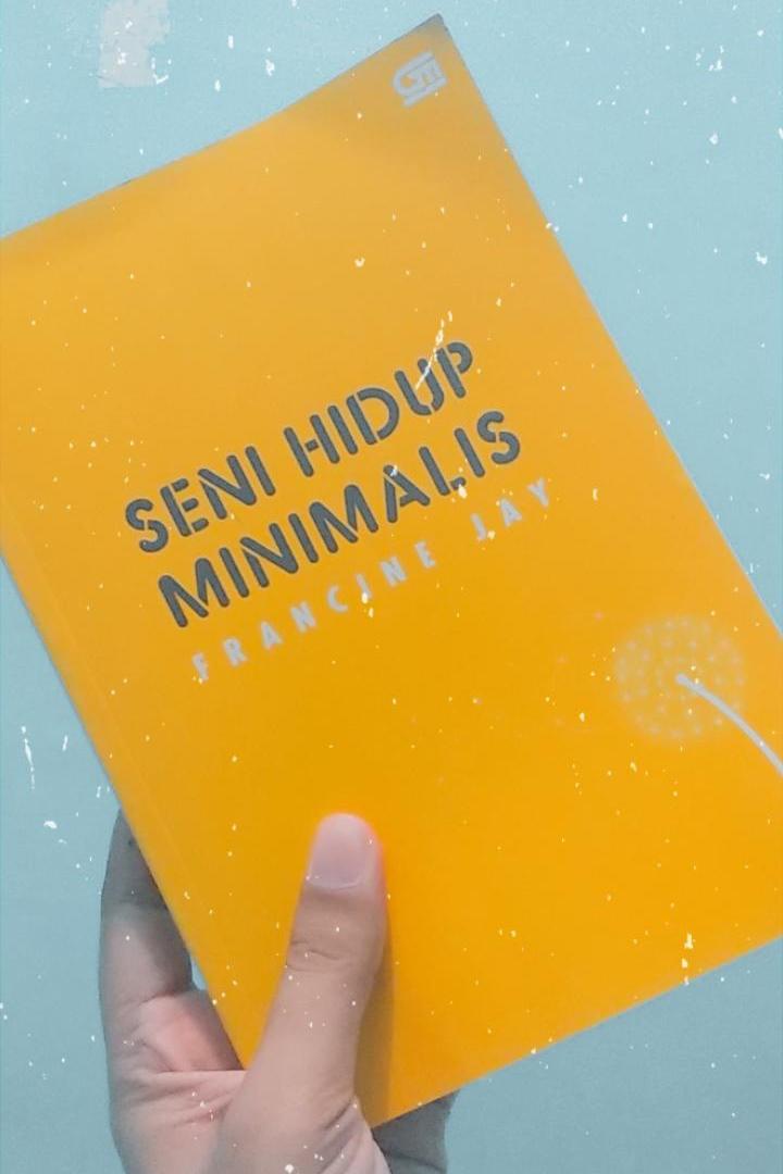 buku seni hidup minimalis francine jay