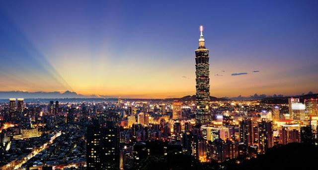 Đặt vé máy bay đi Đài Loan