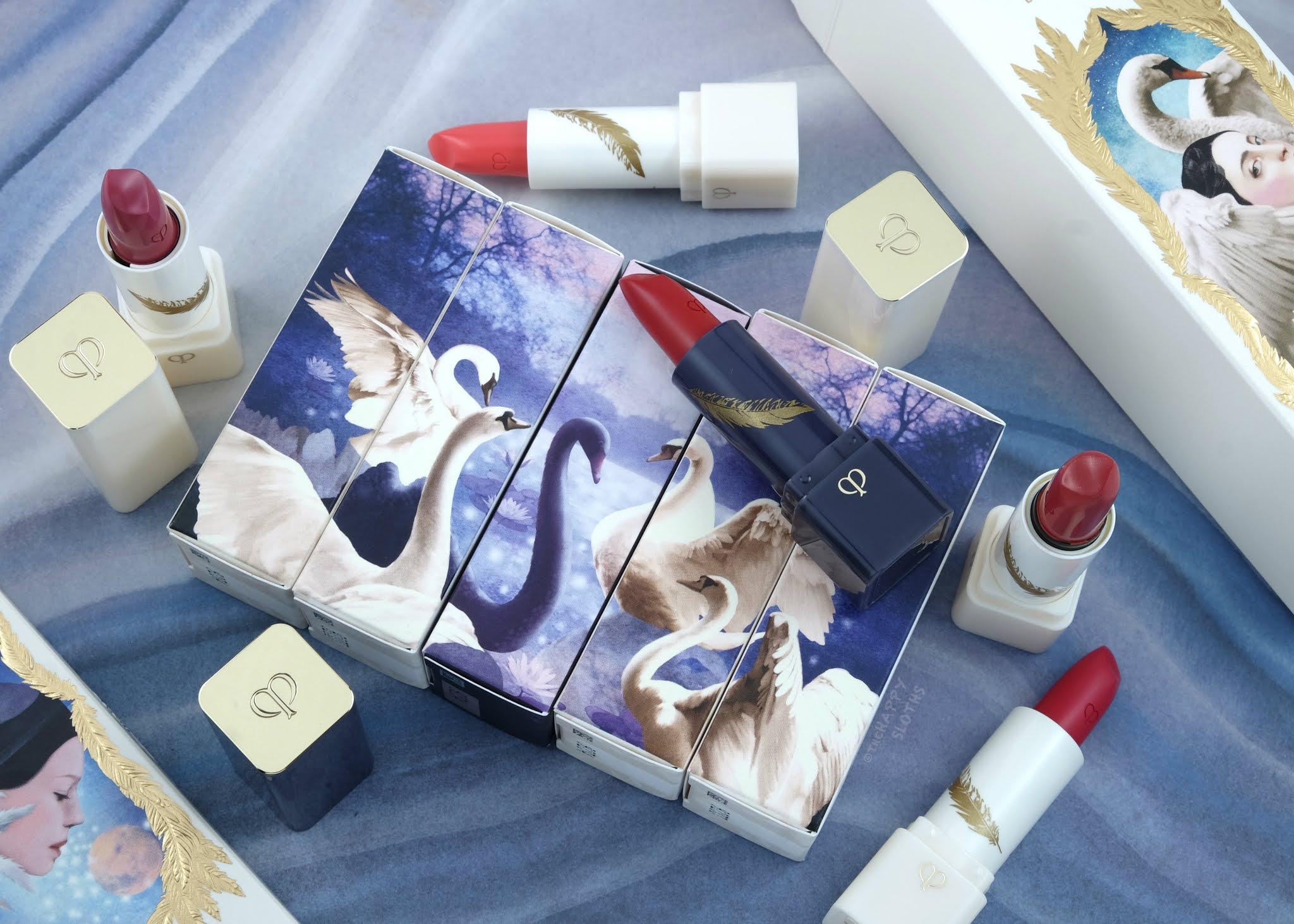 Clé de Peau Beauté | Holiday 2020 Lipstick Mini Kit