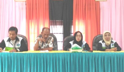 Pra Verifikasi, Oleh, Tim FKS, Terus Bergerak Di 5 Kecamatan Kepulauan