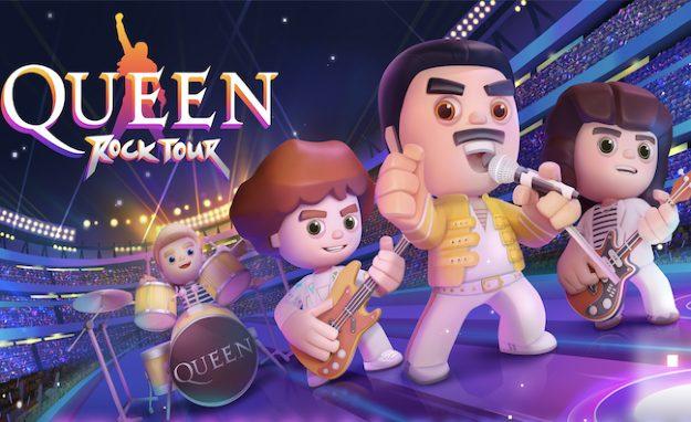 Queen: Rock Tour - Παίξε τα διάσημα κομμάτια των Queen μαζί τους στη σκηνή
