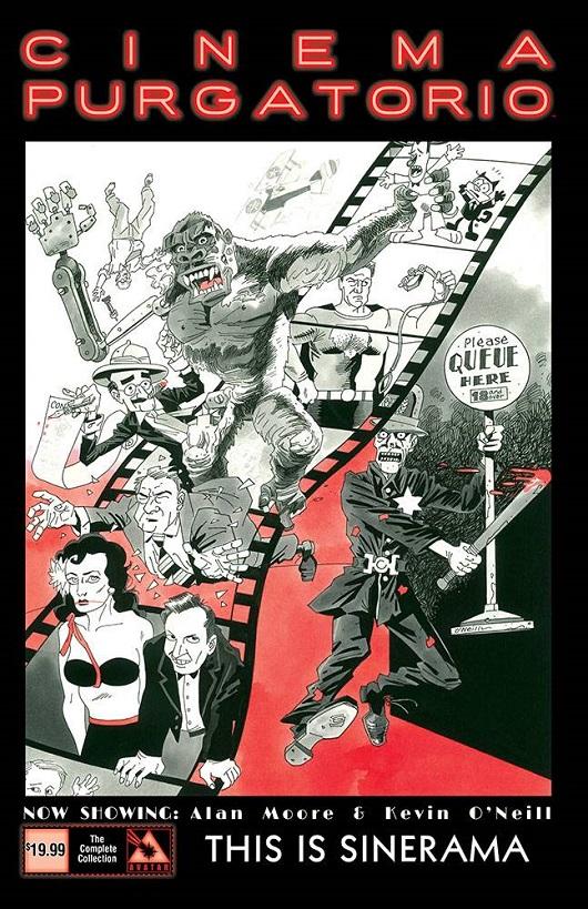 Cover of Cinema Purgatorio Collection Tp