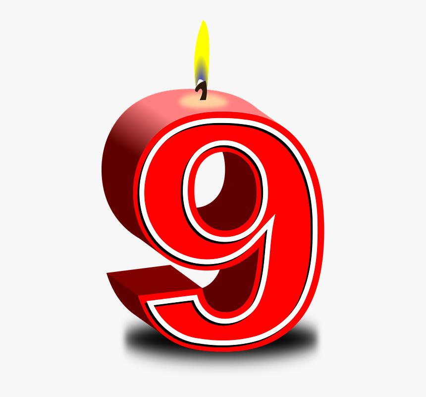 Geburtstagswünsche Kind 9 - Alles Gute zum Geburtstag!