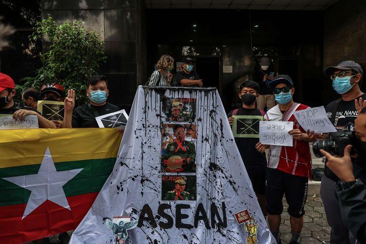 Soroti Kehadiran & Sambutan Penjahat Militer Myanmar di KTT ASEAN, KontraS: Indonesia Apologetik Terhadap Pelanggar HAM!