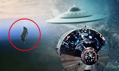 Una foto dell'Apollo 10 della NASA ha rivelato un satellite alieno cavaliere oscuro, ha affermato un esperto UFO auto-proclamato.