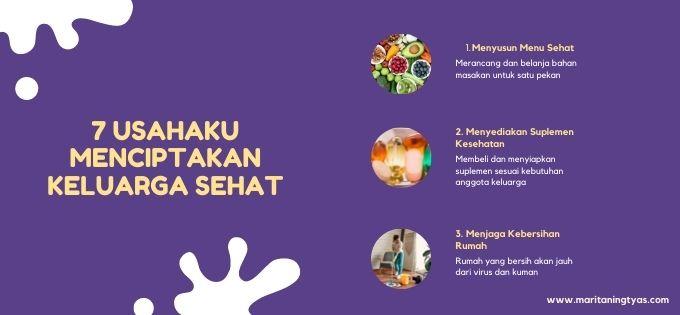 tips membangun keluarga sehat