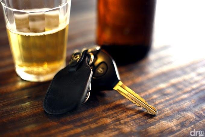 Homem é preso por dirigir sobe influência de álcool em Toledo