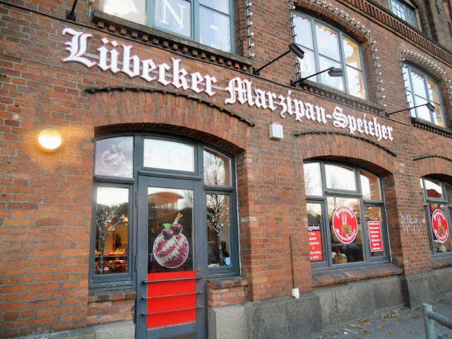 Day trips from Hamburg: eat marzipan in Lübeck
