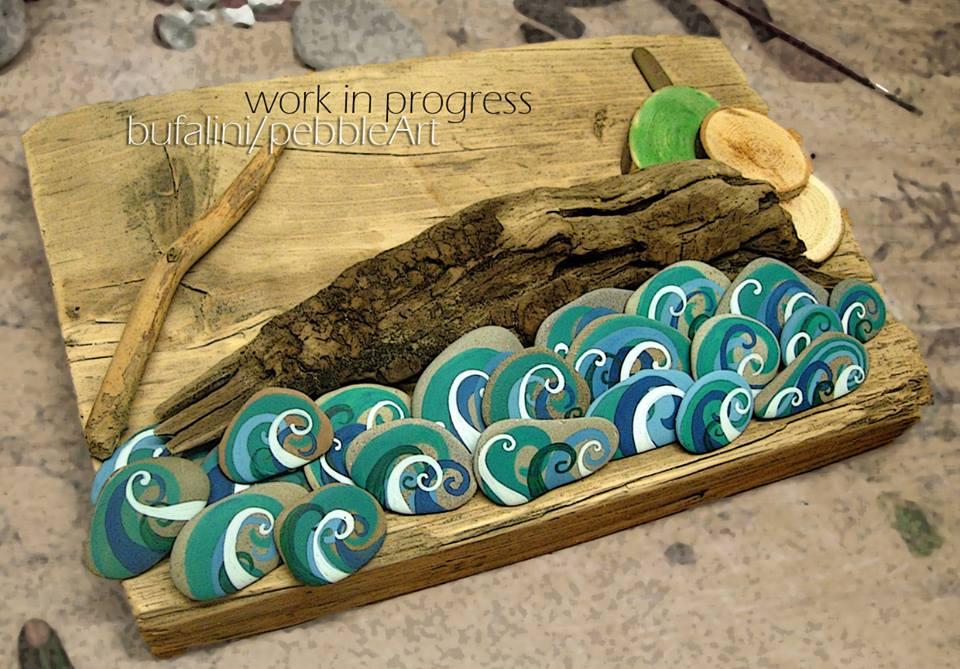 Artigianato fai da te made in italy vetro ceramica e for Dipingere quadri fai da te