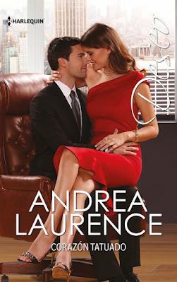 Andrea Laurence - Corazón Tatuado