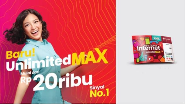 paket internet telkomsel terbaru yang dihadirkan untuk kamu yang pastinya setia menggunaka Apa Itu Paket Internet UnlimitedMax Telkomsel