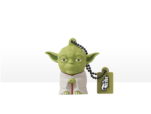 Homenaje a Star wars con memoria flash o usb- Maestro Yoda