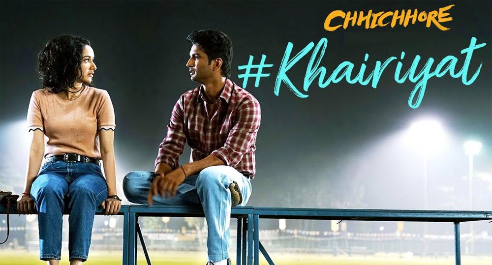 Khairiyat (Chhichhore) Guitar Chords and Strumming Pattern