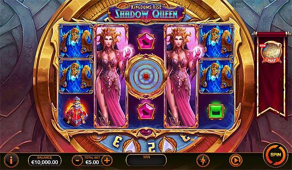 Main Gratis Slot Indonesia - Kingdoms Rise Shadow Queen Playtech