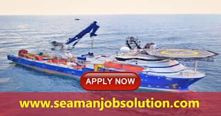 Hiring Crew For Offshore Vessel AB, Bosun, ETO, Motorman, C/E, 3/E, 2/E, 2/O, C/O