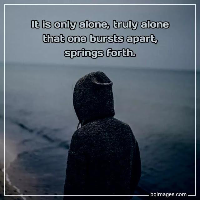 feeling alone images hd