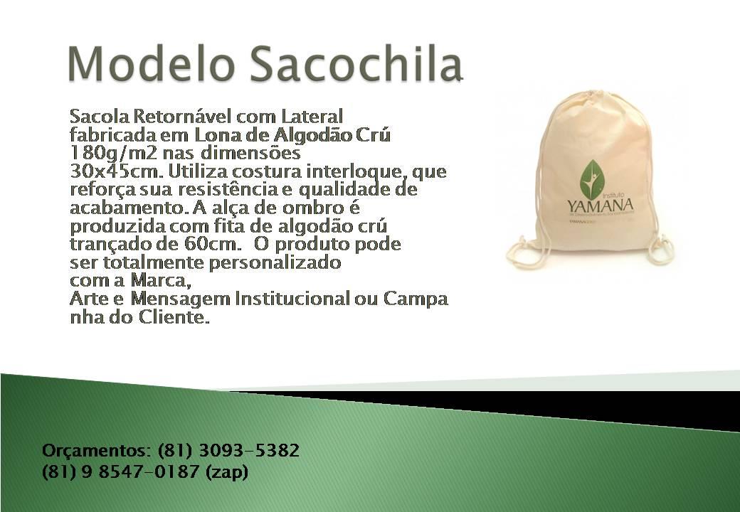828e3d336 Ecobag - Sacolas Ecológicas 81 9 8547-0187