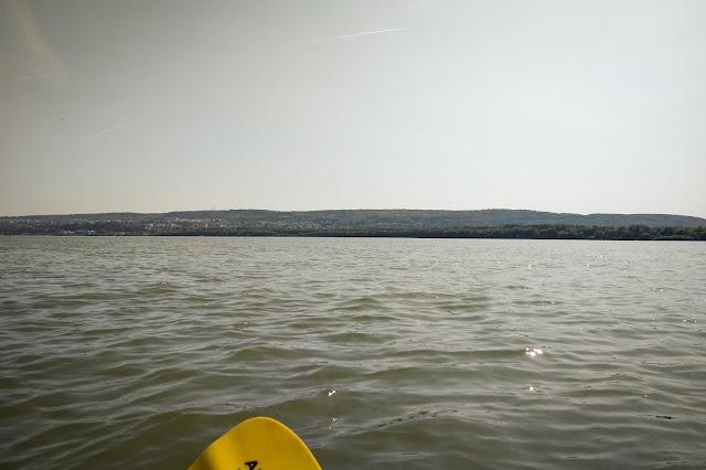 Dunarea langa Zimnicea