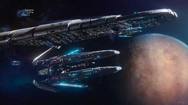 Nave espacial en Mass Effect Andromeda, el videojuego de BioWare