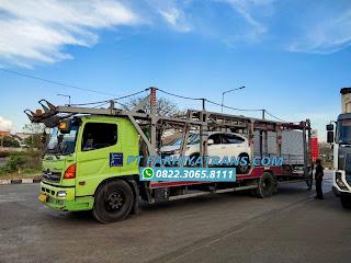 Kirim mobil Honda CRV dengan car carrier Surabaya - Jakarta, estimasi perjalanan 36 jam.  Ekspedisi Pengiriman Mobil FARHIYAtrans. Kirim mobil, truk, sepeda motor, alat berat dan segala jenis kendaraan ke seluruh Indonesia via darat dan laut. Kapal Roro - Cargo - Pelni - Container - Car Carrier - Towing  📌 Our Contacts WhatsApp wa.me/6282230658111 Website farhiyatrans.com IG bit.ly/instagramfarhiyatrans YouTube bit.ly/youtubefarhiyatrans Maps bit.ly/lokasifarhiyatrans Twitter bit.ly/twitterfarhiyatrans Booking Now ⬇️ bit.ly/formbookingfarhiyatrans  #kirimmobil #pengirimanmobil #jasakirimmobil #jasapengirimanmobil #ekspedisimobil #kirimmobilsurabaya #kirimmobiljakarta #tiket #tiketkapal #agentiketkapal #jadwal #jadwalkapal #farhiyatrans #ekspedisifarhiyatrans #surabaya #jakarta #carcarrier #carcarriers #jadwalcarcarrier #carcarrierjakarta #carcarriersurabaya #honda #crv #hondacrv #crvindonesia #crvgang #crvnation #crvclubindonesia #crvsociety #crvclub