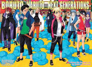 Read Boruto Manga Chapter 58 English