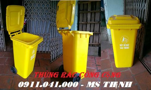 Bán sỉ và lẻ thùng rác công cộng gọi 0911.041.000 0