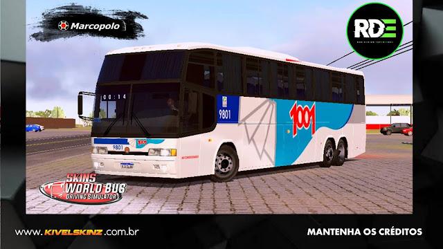 PARADISO GV 1150 - VIAÇÃO 1001