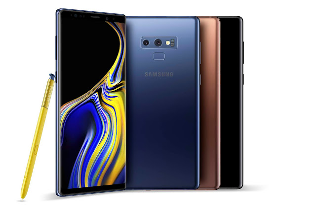 Samsung Galaxy Note 9 Pre-Order All Sold Out
