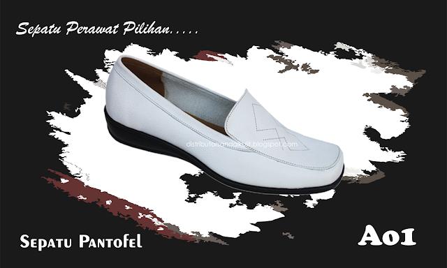 Produsen Sepatu Pantofel Perawat Wanita