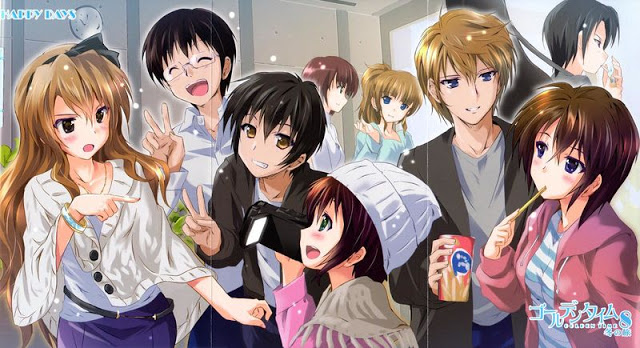 Golden Time Subtitle Indonesia Batch