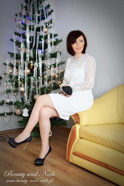 SASSYMYPROM | biała sukienka.