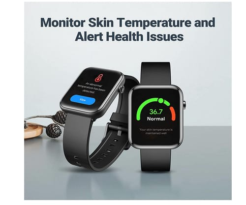 TicWatch GTH 5ATM Water Resistant smartwatch