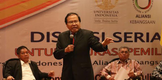 Undang Pengucur Utang, Rizal Ramli Ke Sri Mulyani: Dasar SPG Bank Dunia Dan IMF!