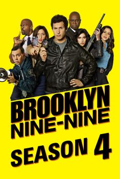 Brooklyn Nine-Nine 4ª Temporada Torrent – WEB-DL 720p Dual Áudio