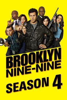 Brooklyn Nine-Nine 4ª Temporada Torrent - WEB-DL 720p Dual Áudio