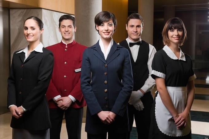 Staff for 5* hotel in the Centre of Dublin City (Ref: Dublin)