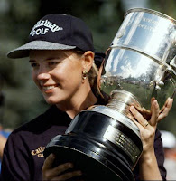 Annika Sorenstam 1995 US Women's Open