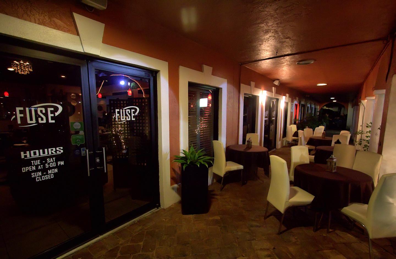 Fuse Restaurant Toronto