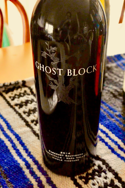 Ghost Block Single Vineyard Cabernet Sauvignon 2014.