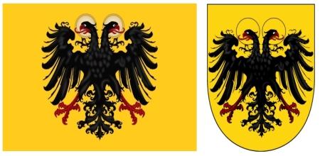 Bandera Escudo Welserland